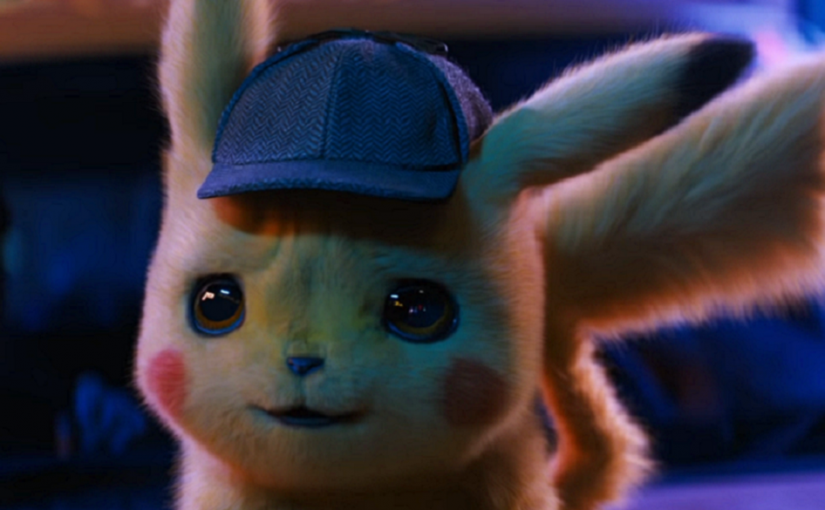 Pokemon Detective Pikachu 2019 Trailer