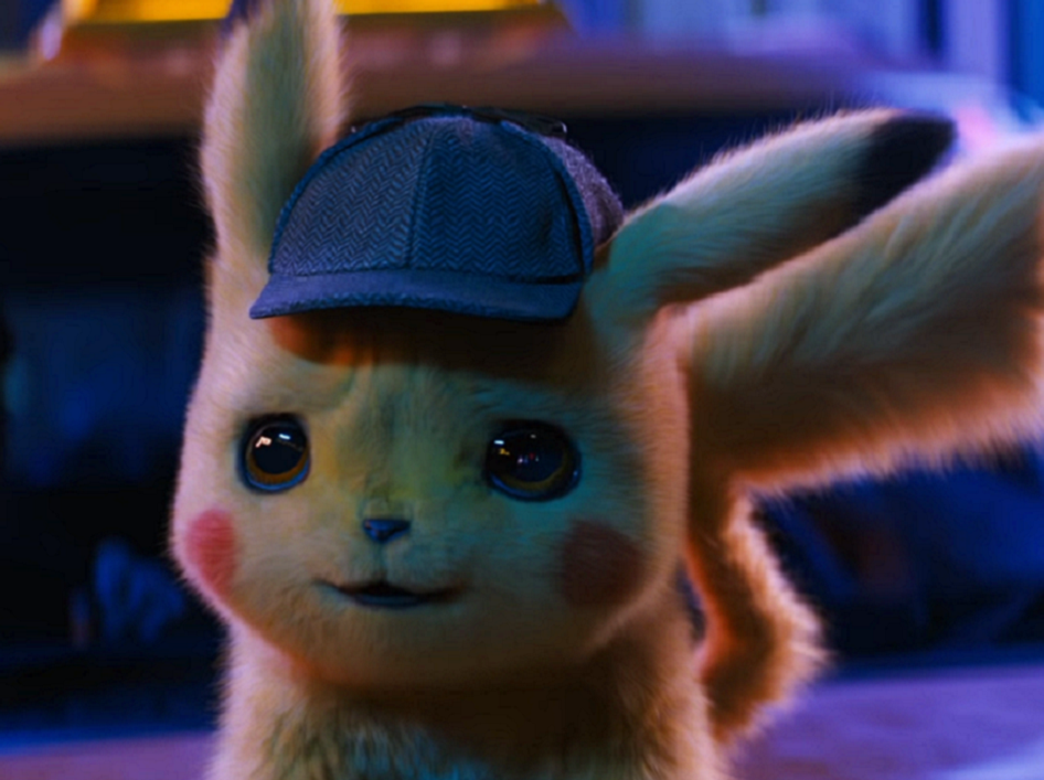 Pokemon Detective Pikachu 2019 Trailer San Diego Games And Comics